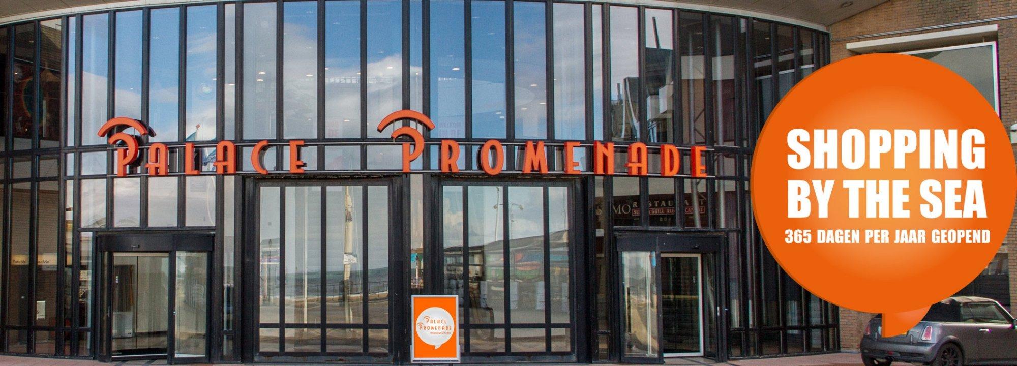 fe3cc29c422 Palace Promenade Scheveningen - Winkels